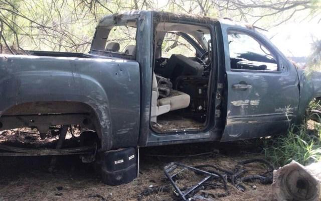 Decomisan en Tamaulipas seis vehículos con reporte de robo y blindaje artesanal - Tamaulipas decomiso vehículos