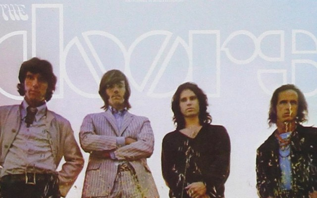 Murió el exbajista de The Doors a los 71 años - Portada del disco de 'The Doors', 'Waiting for the sun', en el que participó Doug Lubahn (The Doors)