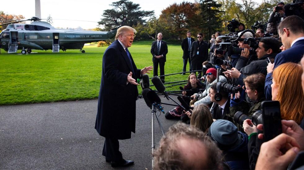 Trump se opone a audiencias públicas en la investigación en su contra - Donald Trump.