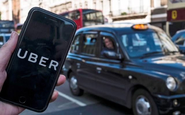 Londres decide no renovar licencia a Uber por falta de seguridad - Londres cancela licencia a Uber