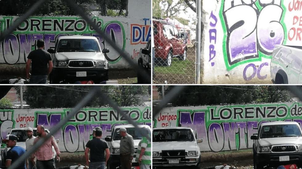 Balacera en tianguis de Uruapan, Michoacán, deja cinco muertos - El ataque en Uruapan, Michoacán.