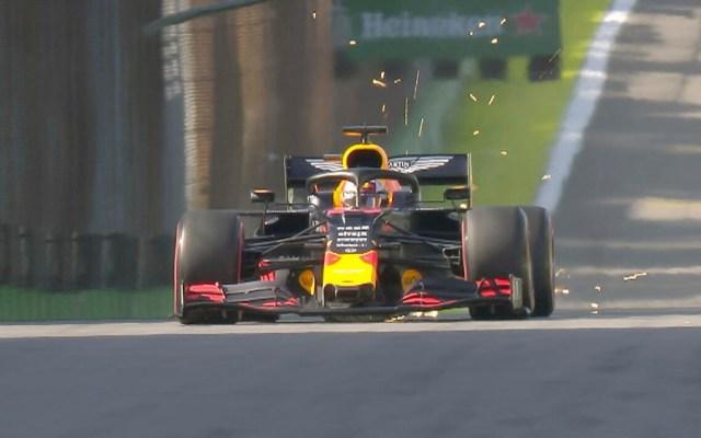 Verstappen obtiene la pole en GP de Brasil; Checo Pérez largará 15 - Verstappen pole brasil