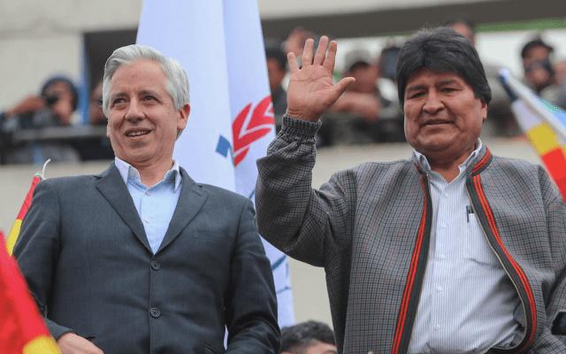 Vicepresidente de Bolivia deja su cargo tras renuncia de Evo Morales - Foto de EFE