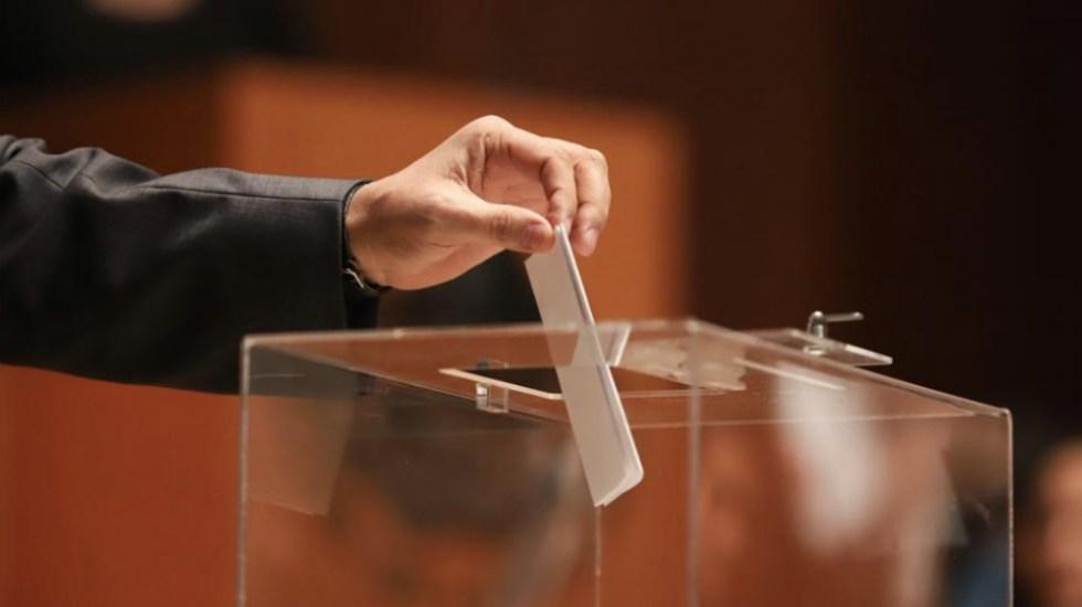Escándalo en el Senado por el manejo de los votos para la presidenta de la CNDH: contaron menos senadores y votaron con dobles boletas - Foto de Senado de la República