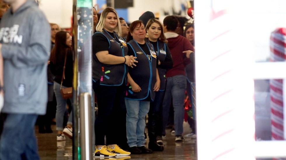 Reabren Walmart de El Paso donde se registró tiroteo masivo - Walmart El Paso reabierto Estados Unidos Texas
