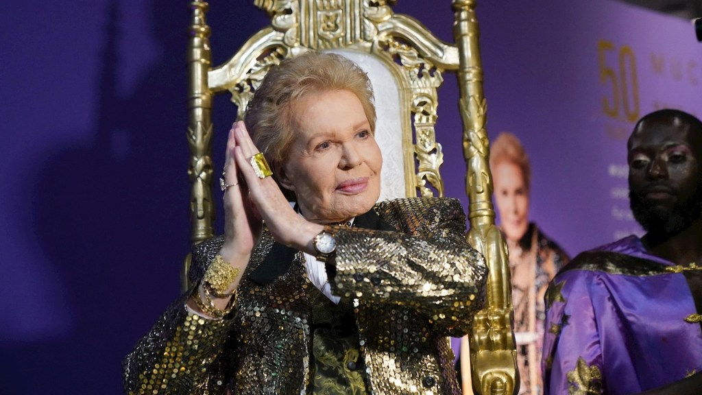 #Video Netflix lanza el avance del documental de Walter Mercado - Walter Mercado. Foto de EFE/World Red Eye.