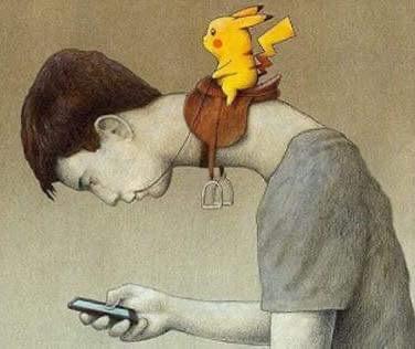 Cuidado, el celular está dañando la postura - daños a la postura