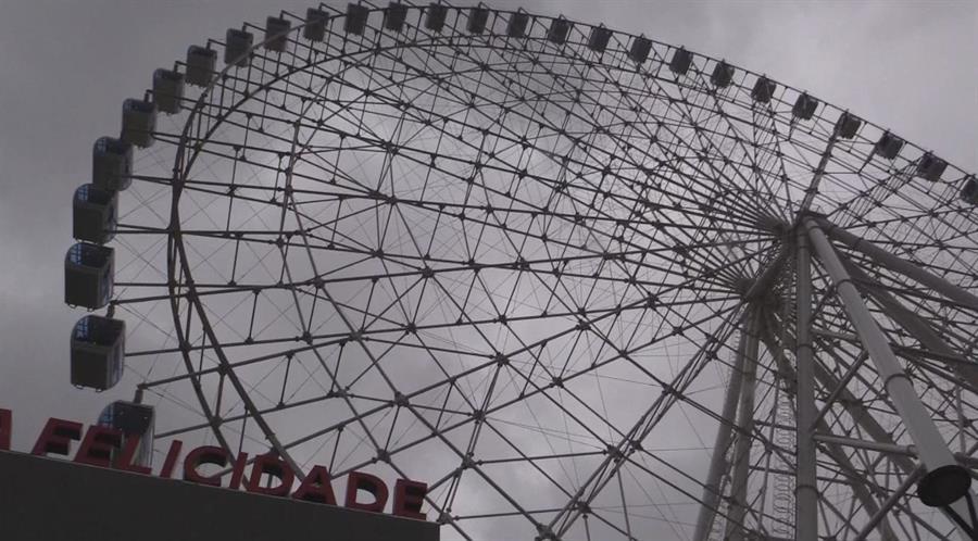 Inauguran en Río de Janeiro la rueda de la fortuna más grande de América Latina - Foto de EFE.