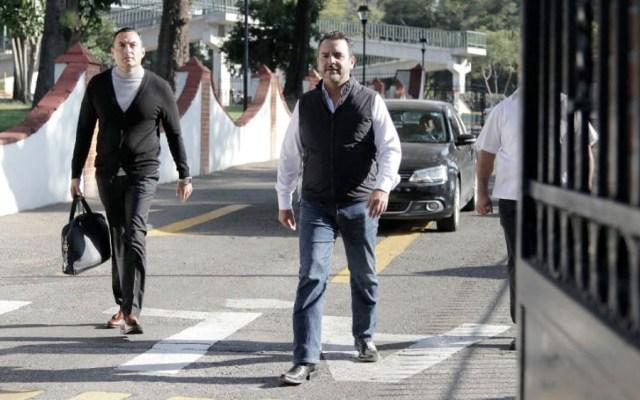 Alcalde de Cuernavaca aborda tema de seguridad con autoridades de Morelos - Alcalde de Cuernavaca aborda tema de seguridad con autoridades de Morelos