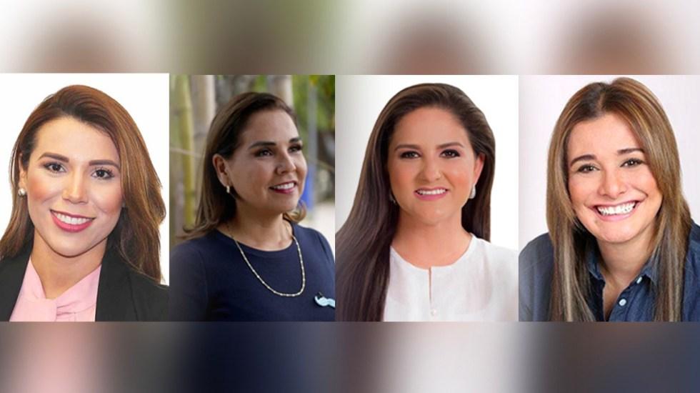 Cuatro mujeres entre los diez mejores alcaldes del país - Foto de LDD.