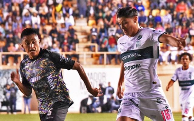Alebrijes de Oaxacacampeón de la Liga de Ascenso - Alebrijes Zacatepec Oaxaca Ascenso