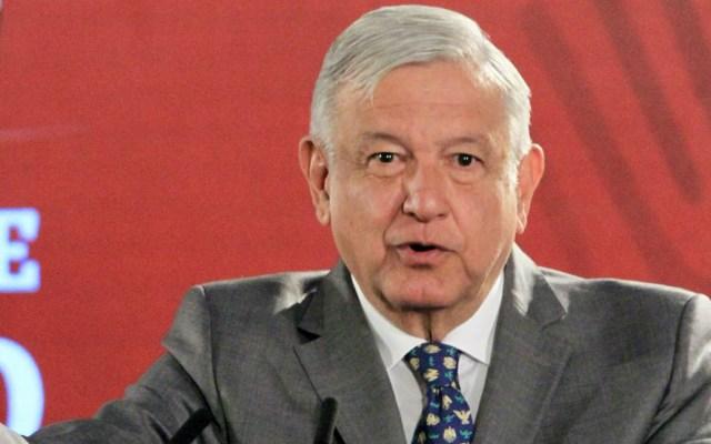 """López Obrador """"muy contento"""" tras reunión con empresarios - AMLO Andrés Manuel López Obrador 05122019"""