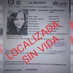Localizan en Cuajimalpa casa donde presuntamente fue asesinada Ana López Montes de Oca
