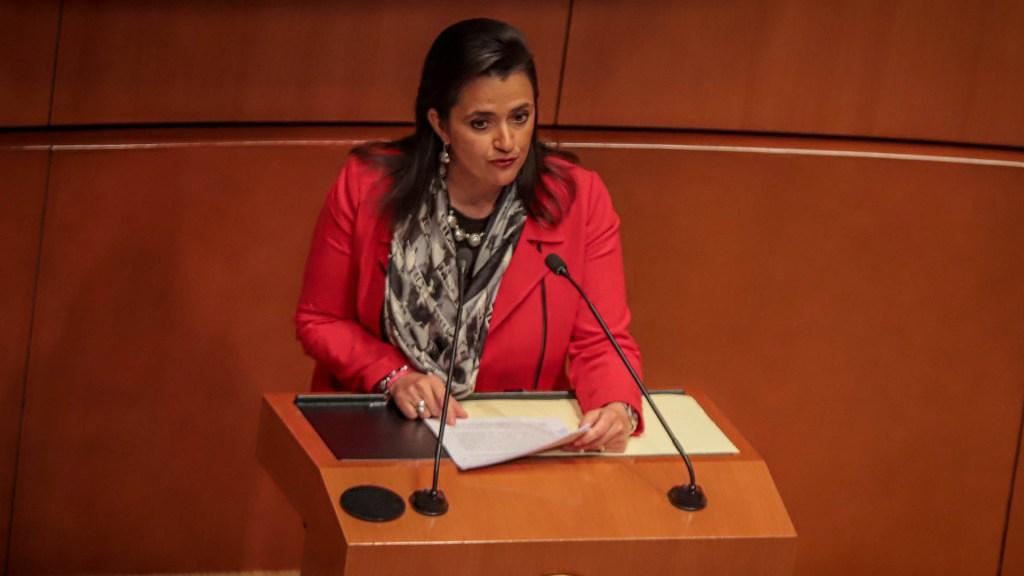 """""""Que nuestra fuerza se demuestre en lo que construimos"""", Margarita Ríos Farjat hace llamado a las mujeres - Ana Margarita Ríos-Farjat"""