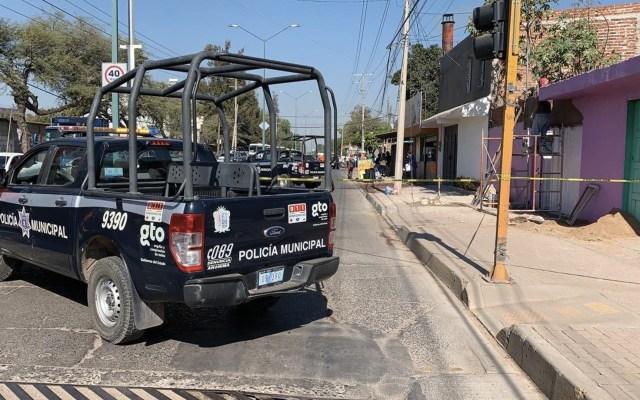 Comando irrumpe en anexo y secuestra a internos en Irapuato - Foto de @Karla_MarianaRm