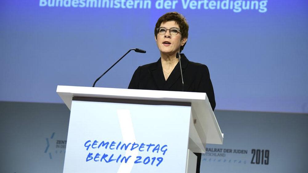 Derechista Merz por arriba de sucesora de Merkel en encuestas - Derechista Merz por arriba de sucesora de Merkel en encuestas
