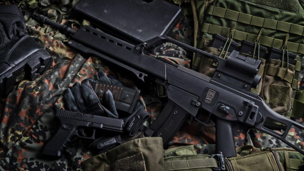 Acuerda México frenar tráfico ilegal de armas provenientes de Europa - Foto de Specna Arms para Unsplash