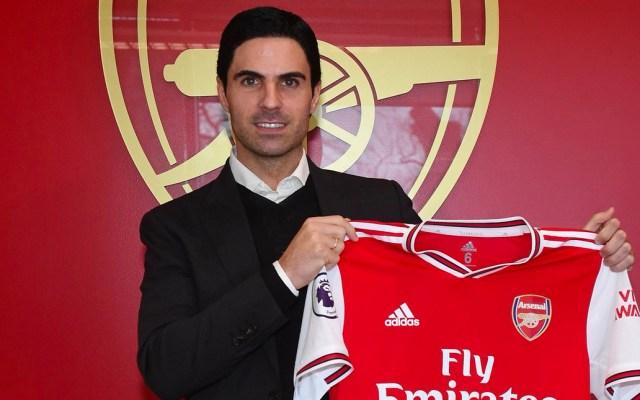 Mikel Artetaregresa al Arsenal como su nuevo entrenador - Entrenador Arteta