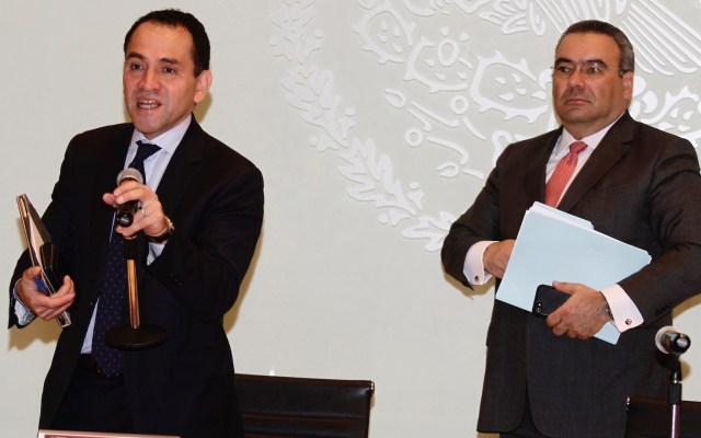 Reforma penal-fiscal de 2020 da resultados, asegura Hacienda - Conferencia de Arturo Herrera. Foto de Notimex-Alejandro Guzmán.