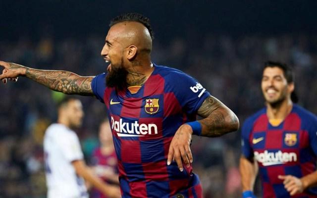 Vidal denuncia al Barcelona por impago de 2.4 millones de euros - Vidal denuncia al Barcelona por impago de 2.4 millones de euros