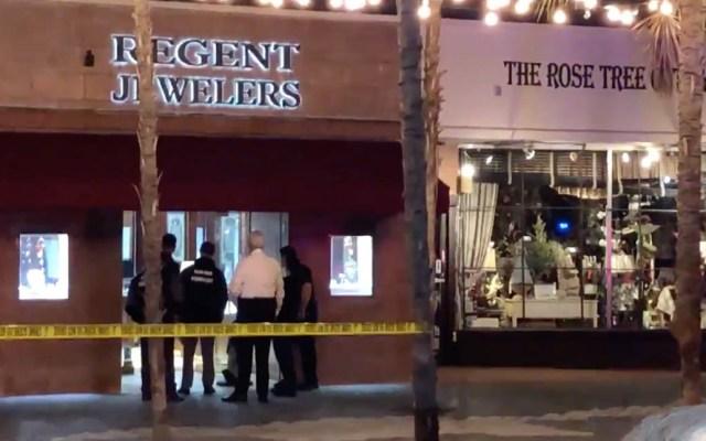 Robo a joyería en Florida termina en persecución y deja tres muertos - Asalto joyería Florida