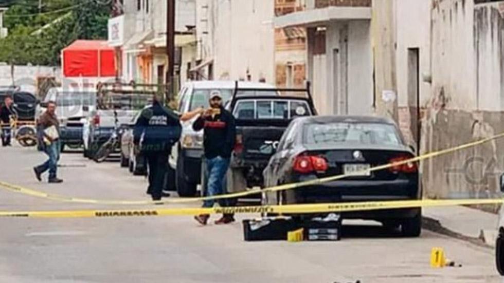 Atacan con bombas molotov instalaciones de periódico de San Luis Potosí - Ataque con bombas molotov. Foto de Quadratín