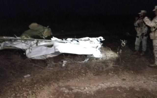 Hallan restos de avión de Calafia Airlines que desapareció en Sonora - Calafia Airlines Avión Sonora desaparecido