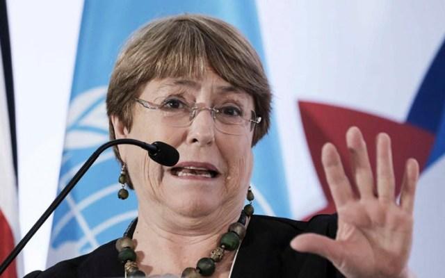 Cambio climático es la mayor amenaza a los derechos humanos: Bachelet - Cambio climático es la mayor amenaza a los derechos humanos: Bachelet