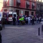 #Video Nuevas imágenes de la balacera a metros de Palacio Nacional