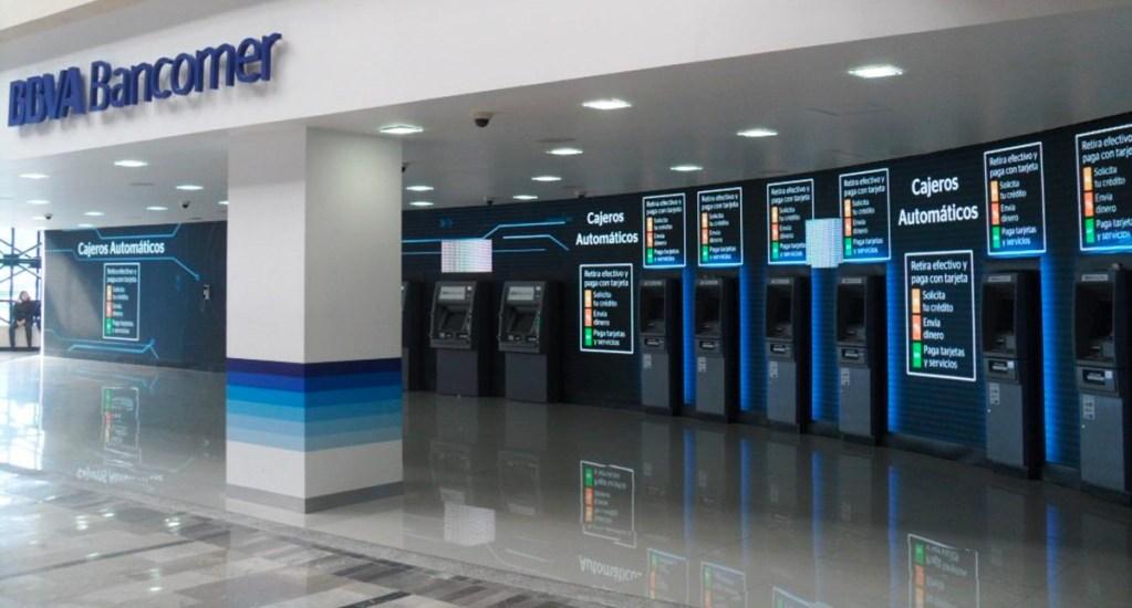 Bancos estarán cerrados el 1 de enero por Año Nuevo - Bancomer cerrado