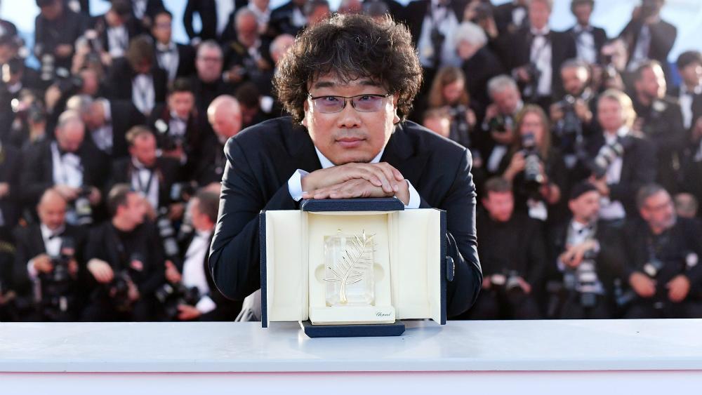 Expresa Guillermo del Toro admiración hacia el director de 'Parásitos' - Foto de Festival de Cannes