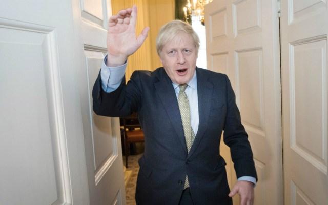 Boris Johnson es investido de nuevo primer ministro del Reino Unido - Foto de EFE