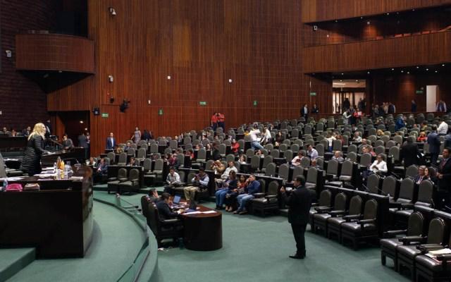 Diputados aprueban en lo general y particular la Ley de Amnistía - Cámara de Diputados 11122019