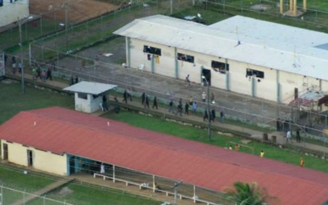 Tiroteo en cárcel de Panamá deja 14 muertos - Cárcel La Joyita en Panamá. Foto de Ensegundos