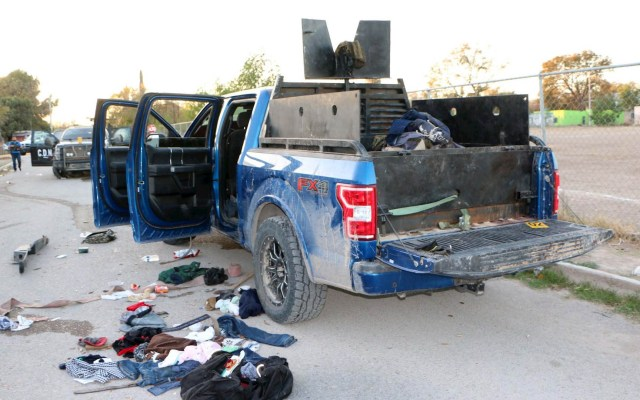 Enfrentamientos en Villa Unión dejan al menos 21 muertos - Cártel del Noreste policía enfrentamientos