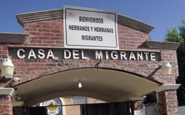 Brote de varicela en Casa de Migrante de Ciudad Juárez - Foto de @Notigram