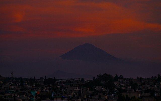 Valle de México amanece con temperaturas de uno a seis grados - Foto de Notimex