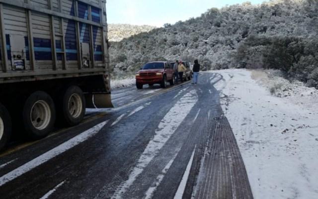 Pronostican nuevas heladas en Chihuahua y Durango - Foto de @ChihuahuaNot
