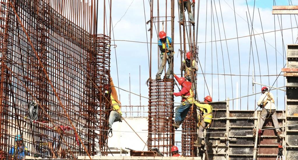 Construcción sigue a la baja, señaló Jonathan Heath - Construcción obra albañil