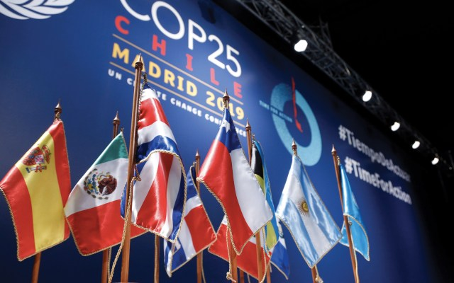 La COP25 requiere compromisos audaces: WWF - Foto de Twitter COP25