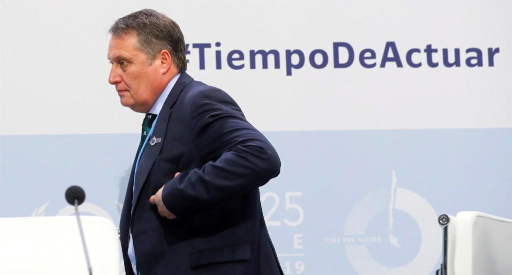 Aplazan otro día más clausura de la COP25 - El coordinador de la Presidencia de la Cumbre del Clima de Madrid (COP25), el chileno Andrés Landerretche
