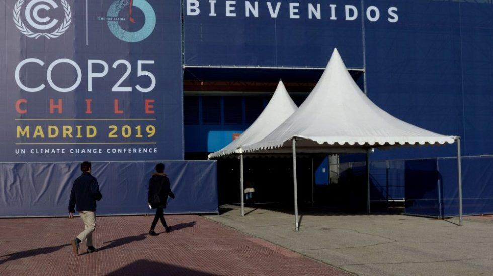 Papa pide a la COP25 'voluntad política' para mitigar la crisis climática - La COP25 se realiza en Madrid, España, en conjunto con Chile, que sería su sede original. Foto de Vatican News
