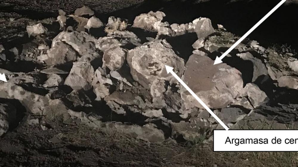 Descartan afectaciones a vestigios en Teotihuacan tras incidente - Foto de INAH