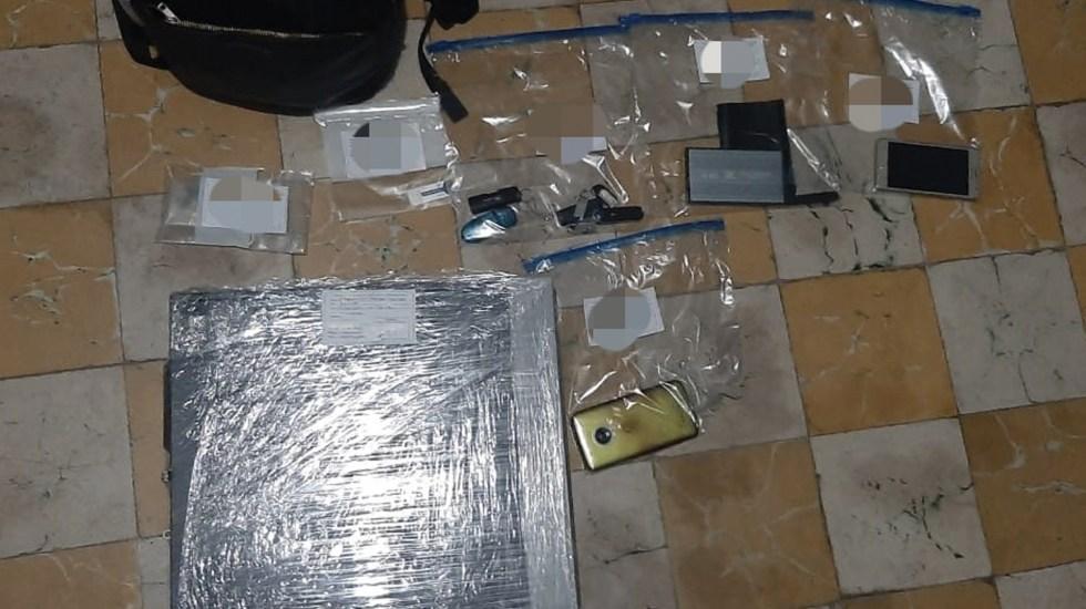 FGR detiene a cinco presuntos responsables de trata de personas - Foto de FGR