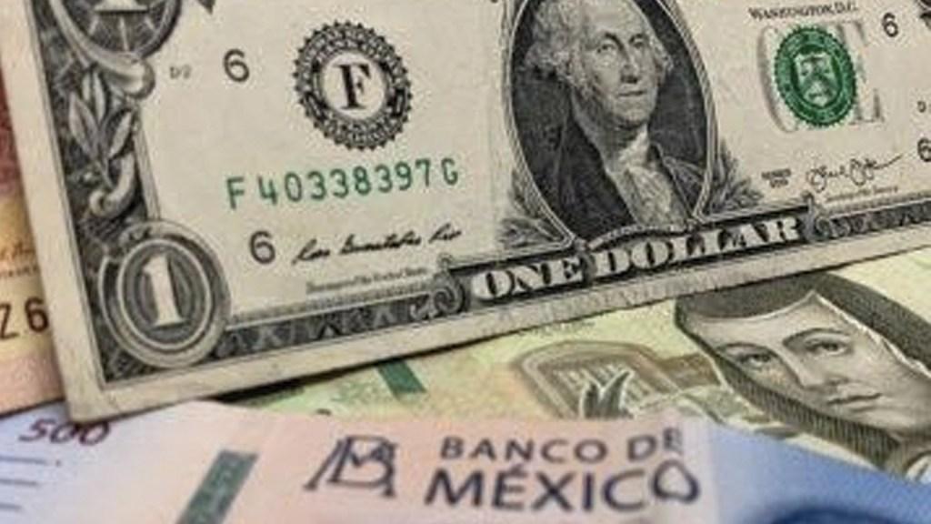 Dólar se cotiza en 19.91 pesos en tercera semana de apreciación - dólar pesos