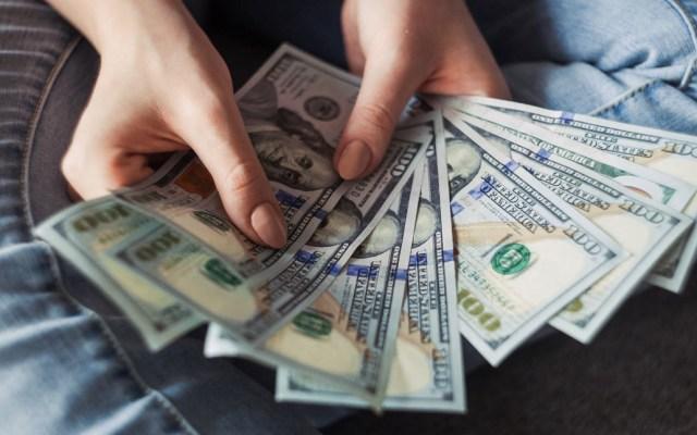 Remesas durante 2019 sumaron 35 mil millones de pesos - Dólares dinero remesas Estados Unidos