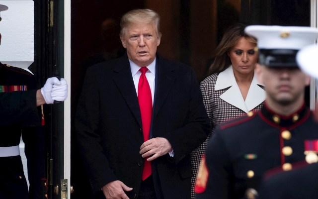 'Impeachment' es declaración de guerra a la democracia, asevera Trump - Donald Trump Estados Unidos