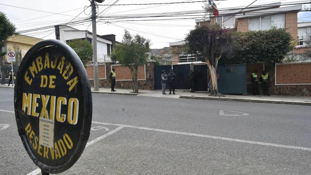 España investigará lo acontecido en residencia de México en Bolivia - Embajada de México en Bolivia 2