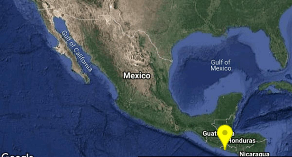 Fuerte sismo sacude el sureste de México — Sismológico