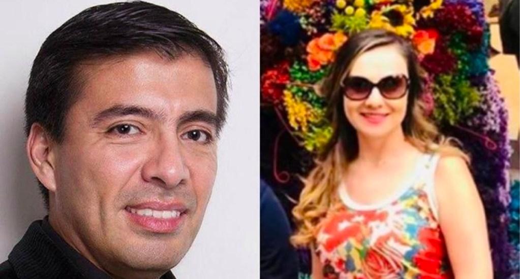 Ya está ubicado exesposo de Abril Pérez, asegura Ernestina Godoy - Juan Carlos García, exesposo de Abril Pérez Sagaón